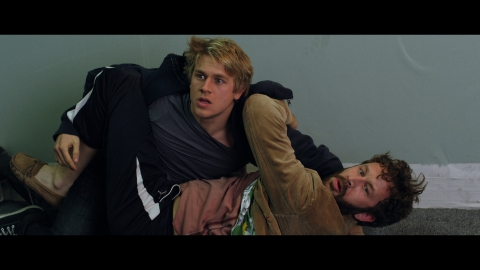 кадр №126719 из фильма Фрэнки наводит шорох*