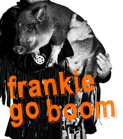 плакат фильма постер Фрэнки наводит шорох*