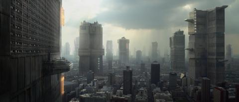 кадры из фильма Судья Дредд 3D