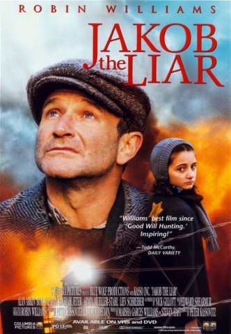 плакат фильма постер Яков лжец