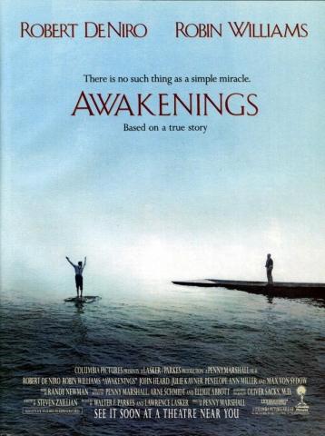 плакат фильма постер Пробуждение