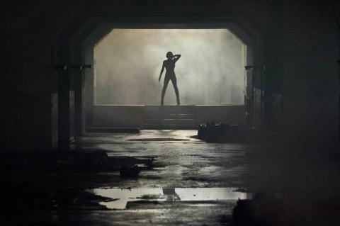кадры из фильма Обитель зла: Возмездие Милла Йовович,