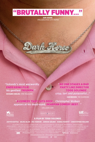 плакат фильма постер Темная лошадка
