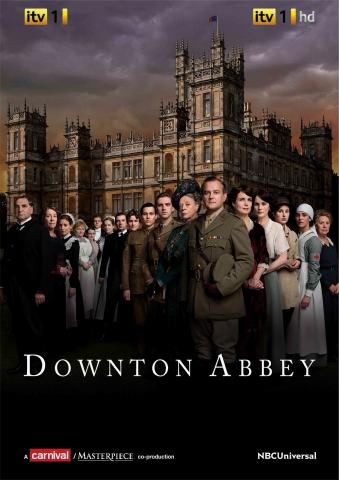 плакат фильма Аббатство Даунтон