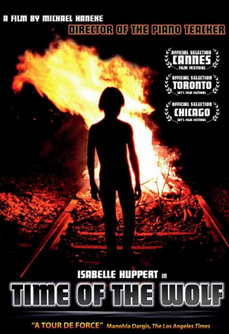 плакат фильма Время волков