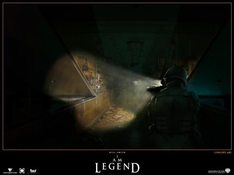 кадр №127278 из фильма Я — легенда