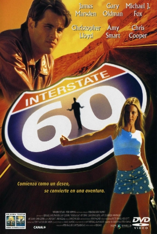 плакат фильма DVD Трасса 60