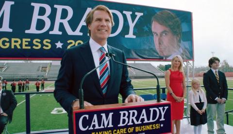 кадры из фильма Грязная кампания за честные выборы Уилл Феррелл,