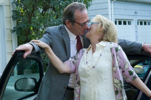 кадры из фильма Весенние надежды Томми Ли Джонс, Мерил Стрип,