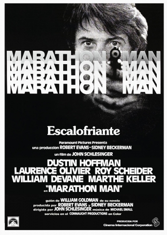 плакат фильма постер Марафонец