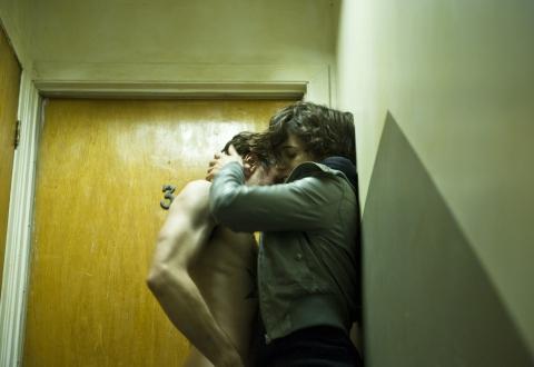 кадр №128215 из фильма Их первая ночь