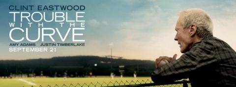 плакат фильма баннер Крученый мяч