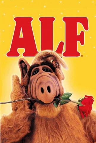 плакат фильма Альф