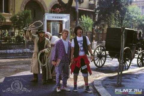 кадр №128730 из фильма Невероятные приключения Билла и Тэда
