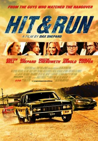 плакат фильма постер Хватай и беги