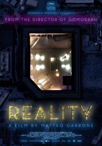 плакат фильма постер Реальность