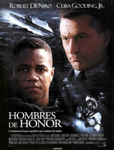 плакат фильма постер Военный ныряльщик