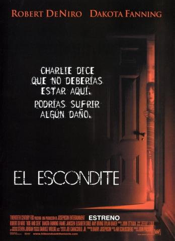 плакат фильма постер Игра в прятки