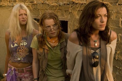 кадры из фильма Мираж
