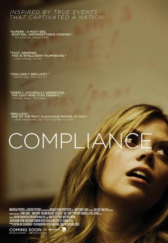 плакат фильма постер Эксперимент «Повиновение»