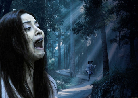 кадр №129121 из фильма Дом-призрак