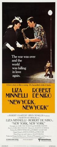 плакат фильма постер Нью-Йорк, Нью-Йорк