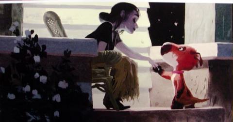 кадр №12950 из фильма Вольт