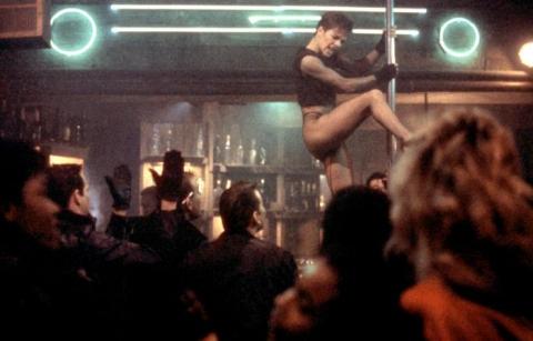кадры из фильма Улицы в огне