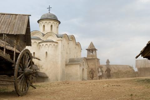 кадры из фильма Орда