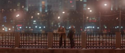 кадры из фильма Со мною вот что происходит Гоша Куценко, Александра Петрова,