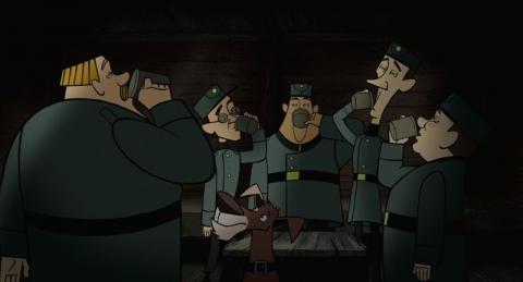 кадр №130120 из фильма Похождения бравого солдата Швейка
