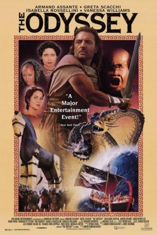 плакат фильма Одиссей