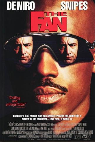 плакат фильма Фанат