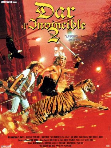 плакат фильма Повелитель зверей 2: Сквозь врата времени