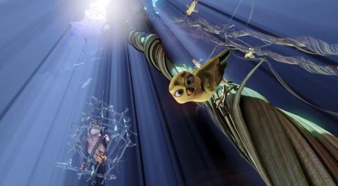 кадры из фильма Замбезия