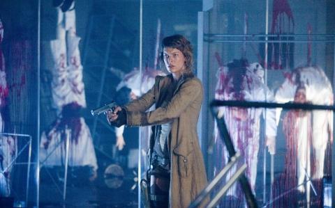 кадр №13041 из фильма Обитель зла 3