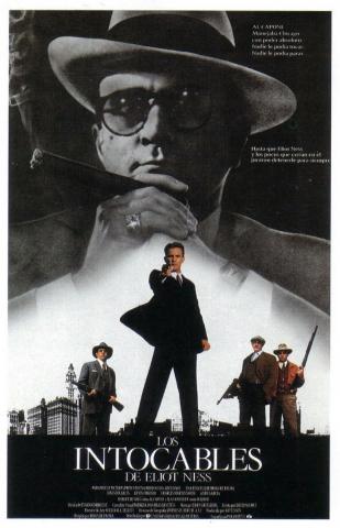 плакат фильма постер Неприкасаемые