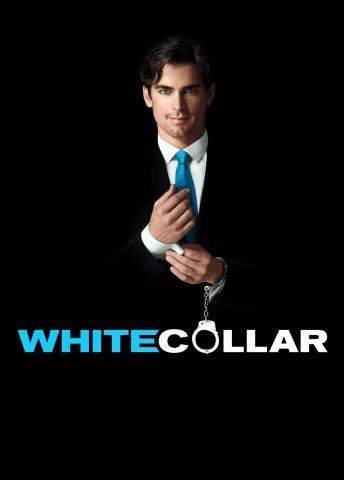 плакат фильма постер Белый воротничок