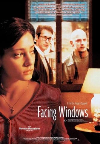 плакат фильма постер Окно напротив