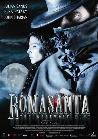 плакат фильма постер Ромасанта: Охота на оборотня