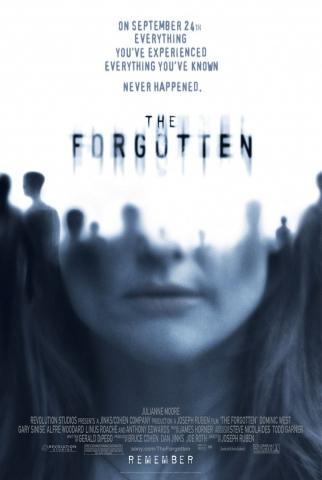 плакат фильма постер Забытое