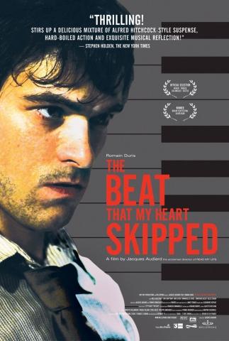плакат фильма постер Мое сердце биться перестало