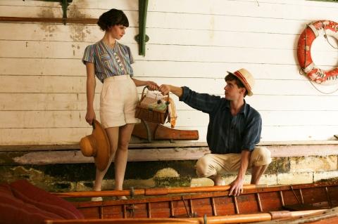 кадр №131223 из фильма Хорошая погода для свадьбы*