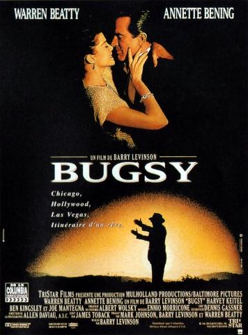 плакат фильма Багси