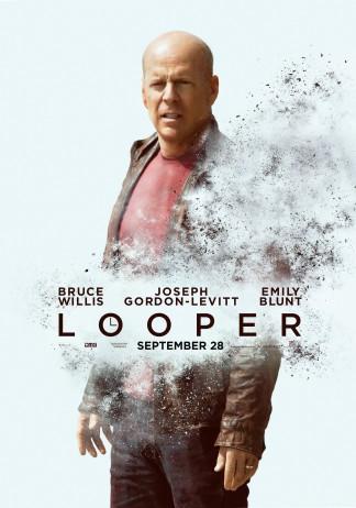 плакат фильма характер-постер Петля времени
