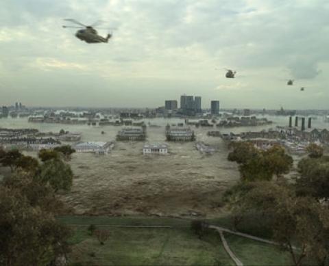 кадр №13161 из фильма Наводнение