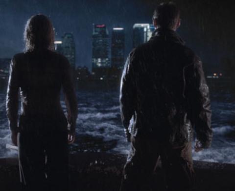 кадр №13164 из фильма Наводнение