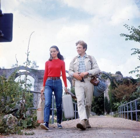кадр №131673 из фильма Двое на дороге