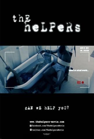 плакат фильма постер Помощники