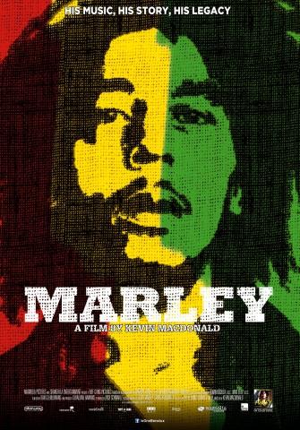 плакат фильма постер Боб Марли